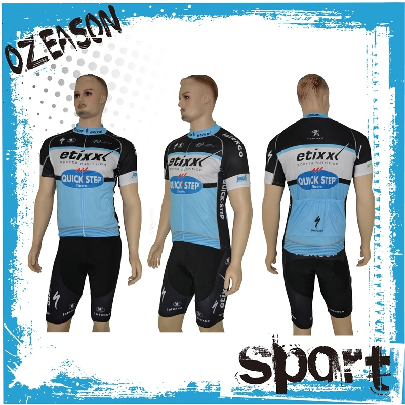 Professional Best Quality Fashion Sublimation Cycling Wear (C001)