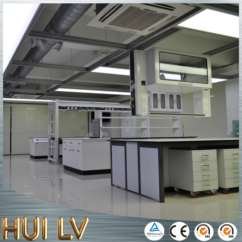 Chemical Resistant Steel Lab Furniture with CE ISO9001