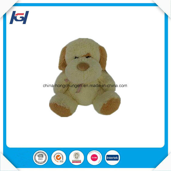 Cute Pink Wholesale Bulk Dog Stuffed Plush Toys