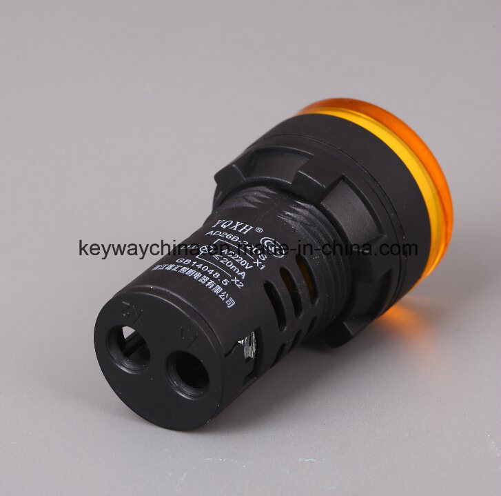 Ce Approved LED Pilot Light/Indicator Lamp with 5 Years′ Warranty