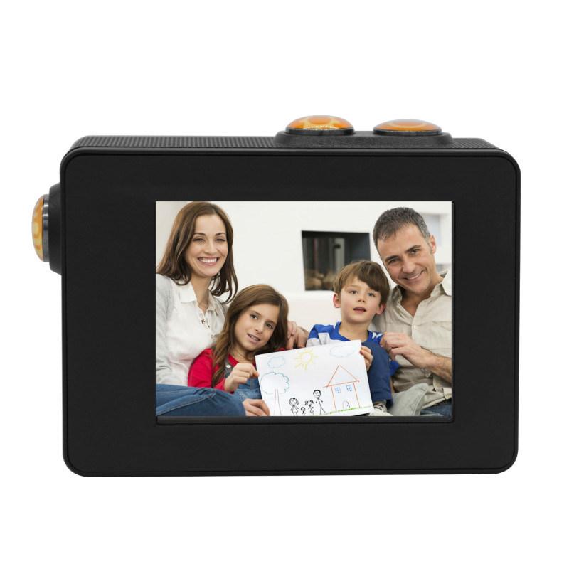 16MP 4k 130 Degree Wide View WiFi Sports Camera