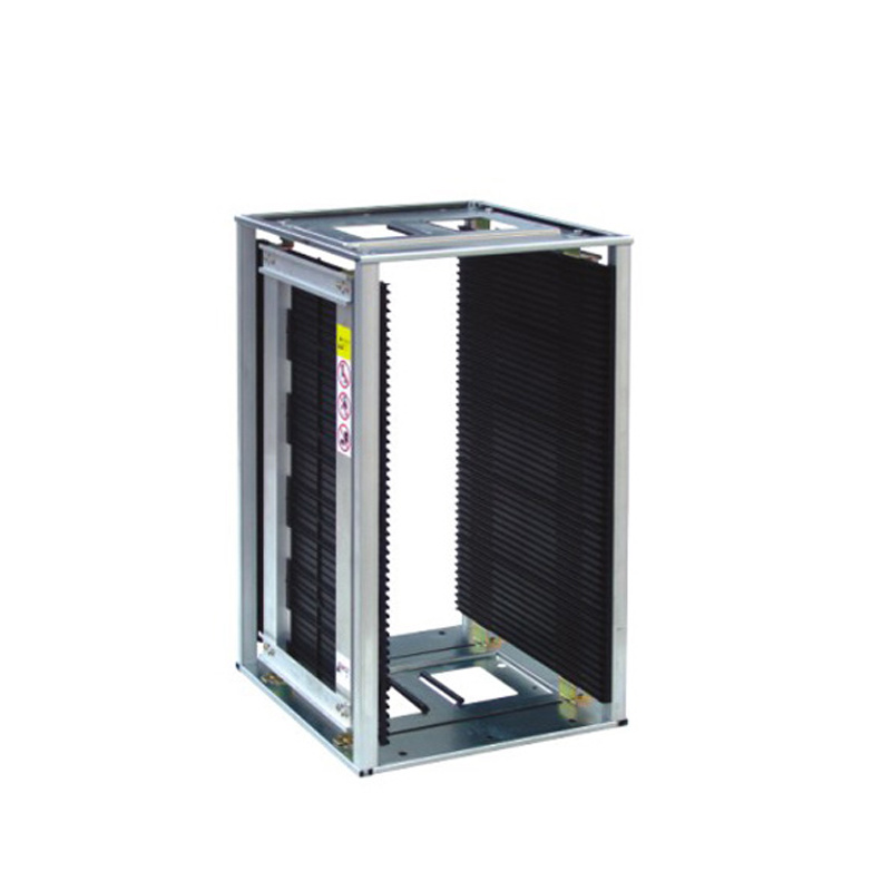 SMT PCB Antistatic ESD Magazine Rack for Cleanroom Storage