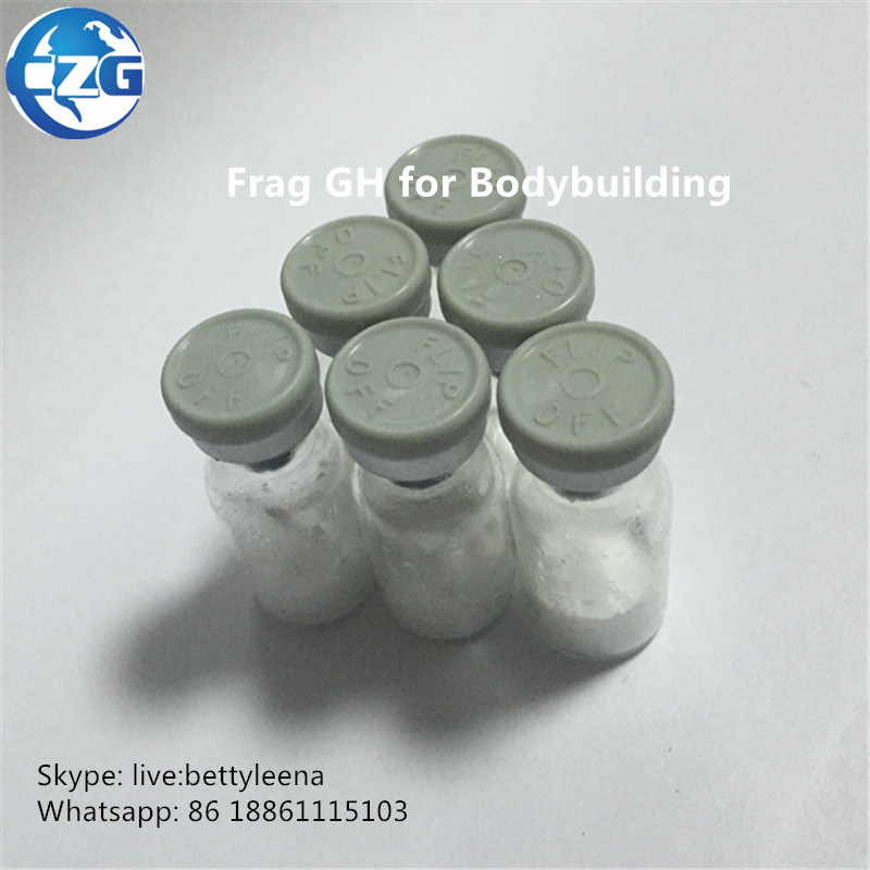 Hormone Peptides Loss Weight 5mg Ghrp-2 Ghrp 6 for Bodybuilding