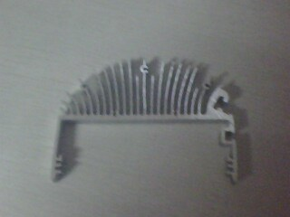 Dome-Shaped Aluminium Heat Sink