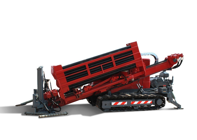 Professional Design Horizontal Directional Drilling Machine with Thrust-Pullback Force 22t