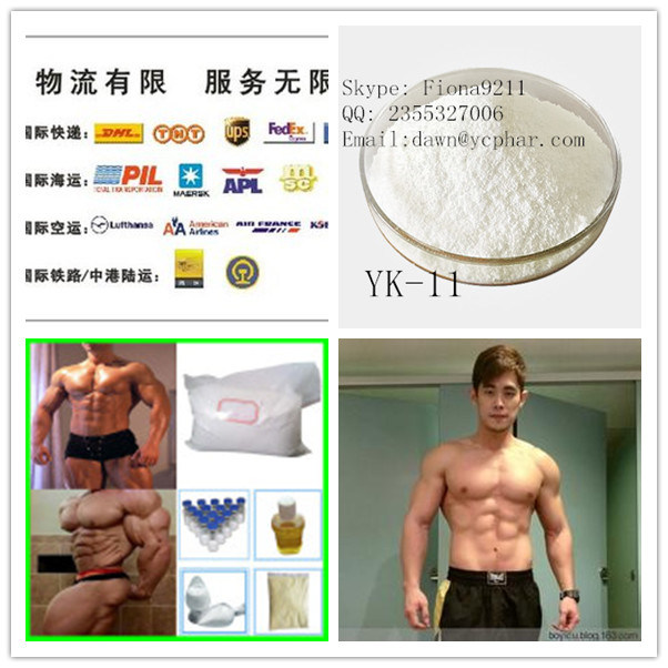 High Purity Yk-11 CAS 431579-34-9 Myostatin Inhibitor Sarms Natural Supplement