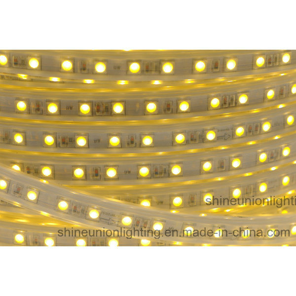 High Voltage SMD LED Strip Light-Su-Hvsmd5050-72PCS- 9W/Meter