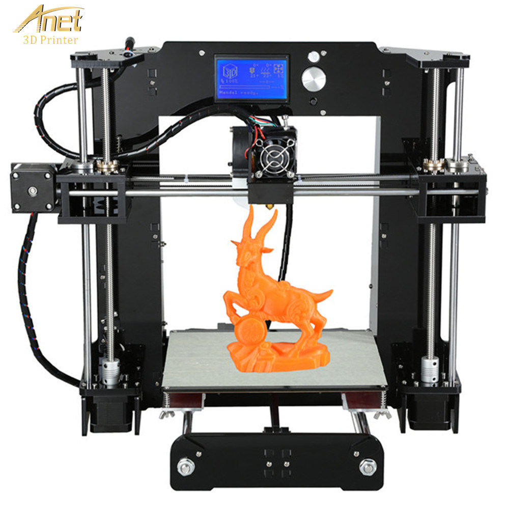 Anet 100% Trade Assurance Rapid Prototype Anet A6