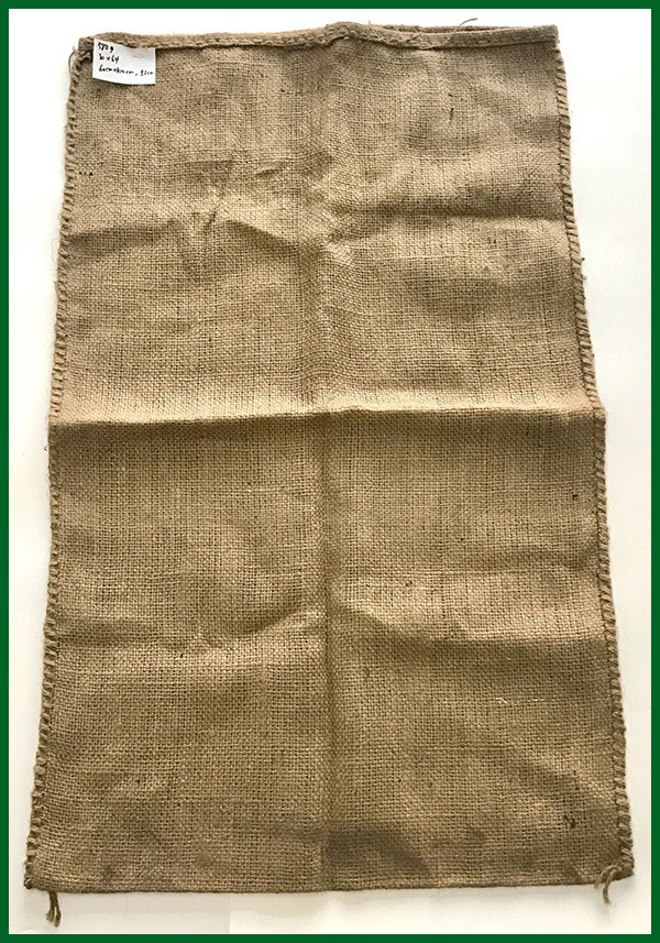 Eco-Friendly Jute Rice Bag for 50kg Packing