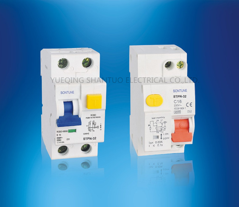 Sontune Stn7-32series RCCB Residual Current Circuit Breaker