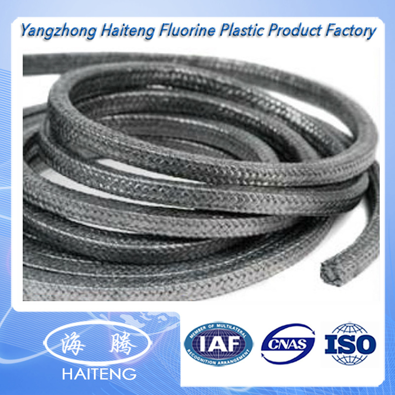 Graphite PTFE Packing Valve Sealing with PTFE Impregnated