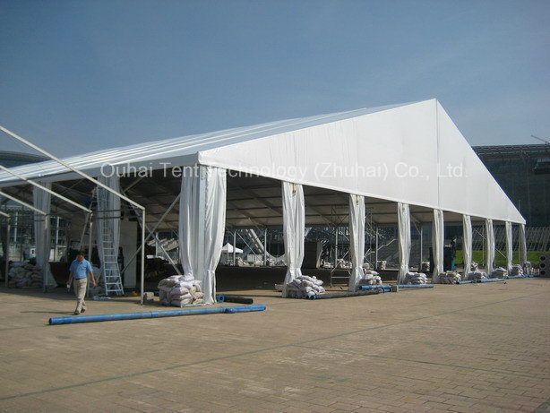 40m Clear Span Large Aluminum Structure Exibition, Event and Party Tent