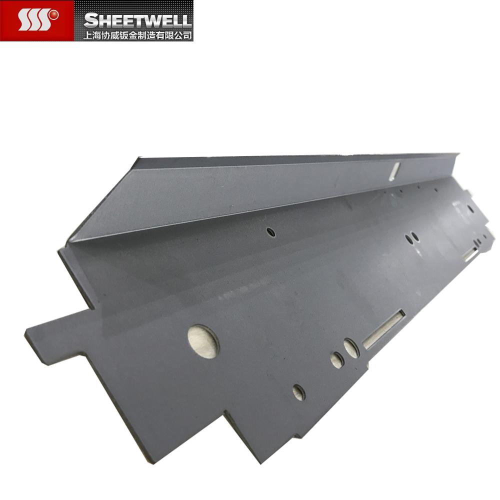OEM ISO Sheet Metal Punching Machine Custom Fabrication Metal Parts