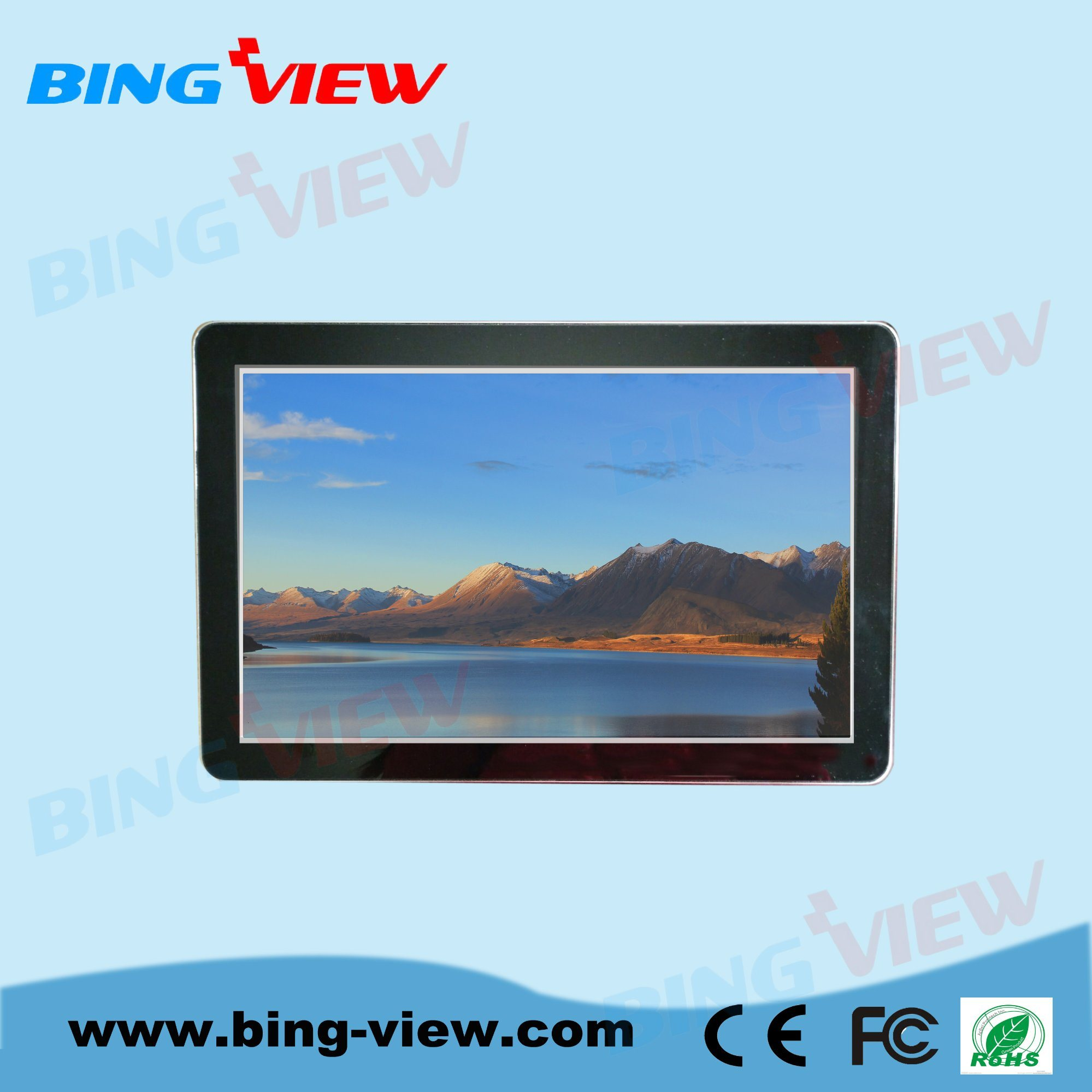 "32"" Pcap Touch All in One 10 Points Touch Screen Monitor"