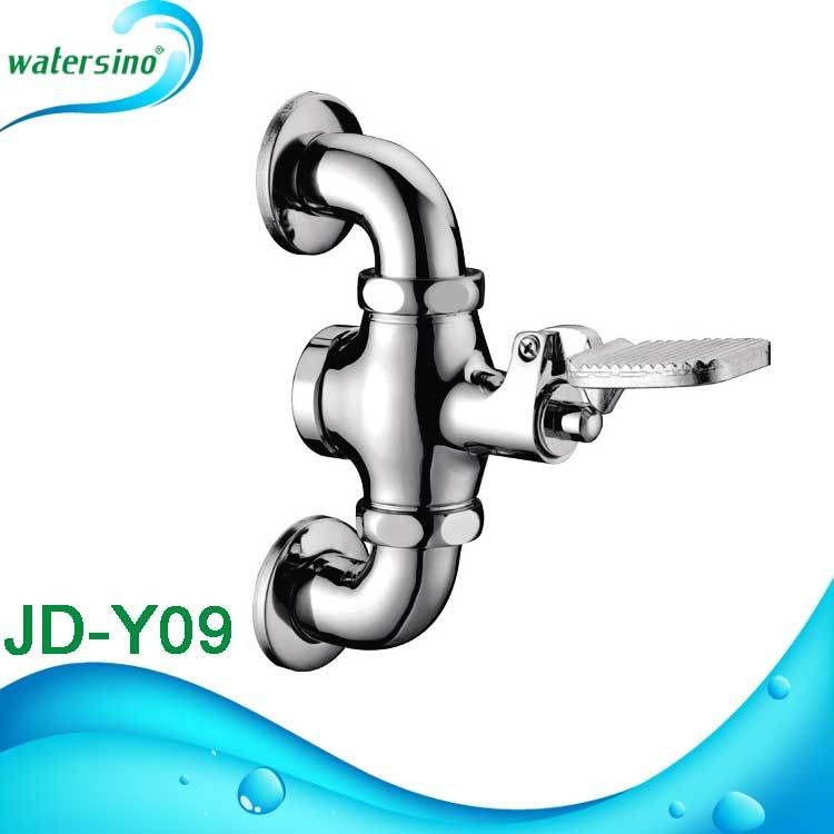 Bathroom Fittings Foot Operated Toilet Valve