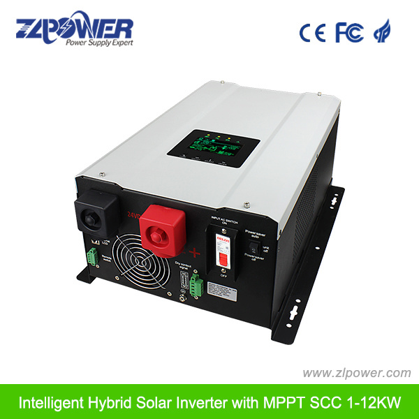Low Frequency Pure Sine Wave 3kw Solar Grid Tie Inverter