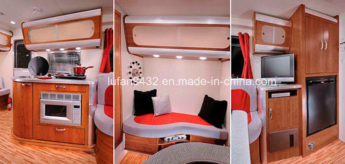 2016 New Madle Mini Caravan Camper (TC-003)