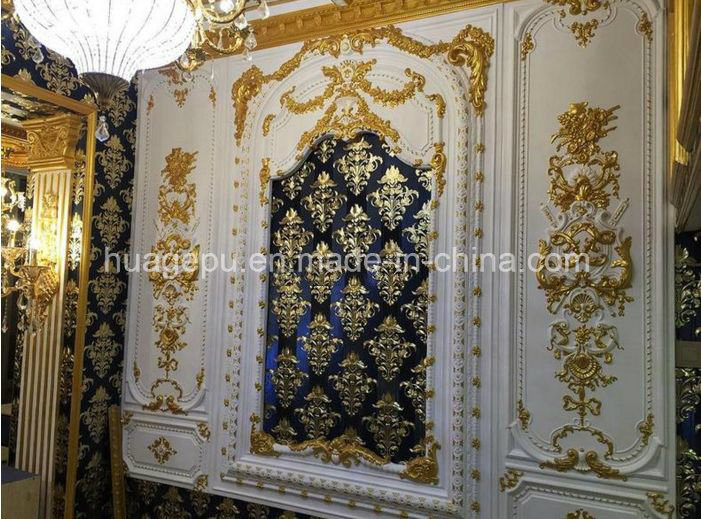 Factory Price PU Polyurethane Foam Wall Panel for Interior Decoration
