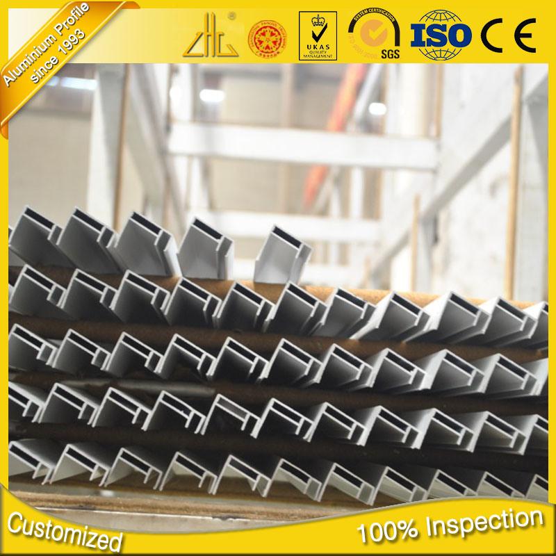 Zhonglian Factory Aluminium Solar Panel Frame Mounting