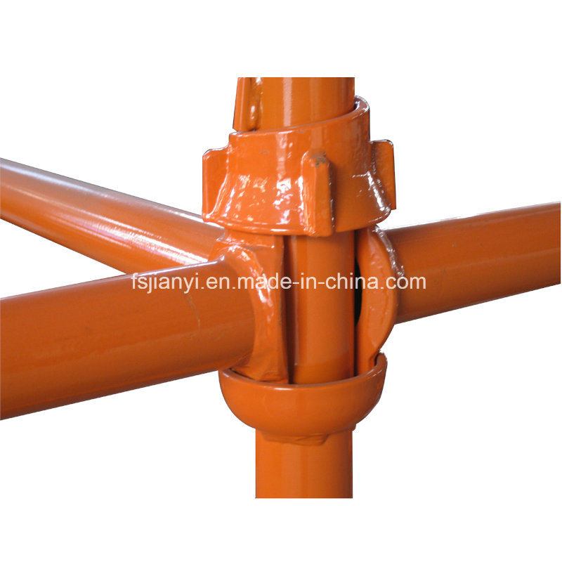 Best Price Building Construction Q235 Steel Galvanized Cuplock Scaffolding