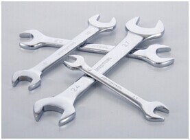 SGS Approved Double Open End Wrench