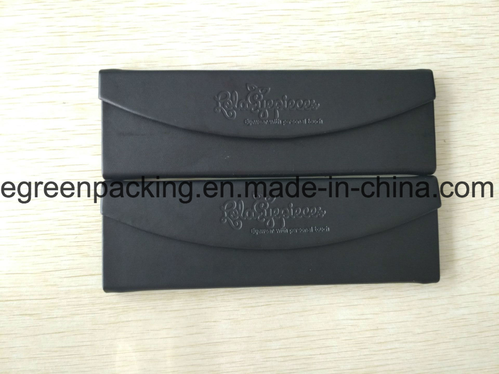 Eyeglasses Handcrafted Case /Triangle Folding Case (EH1)
