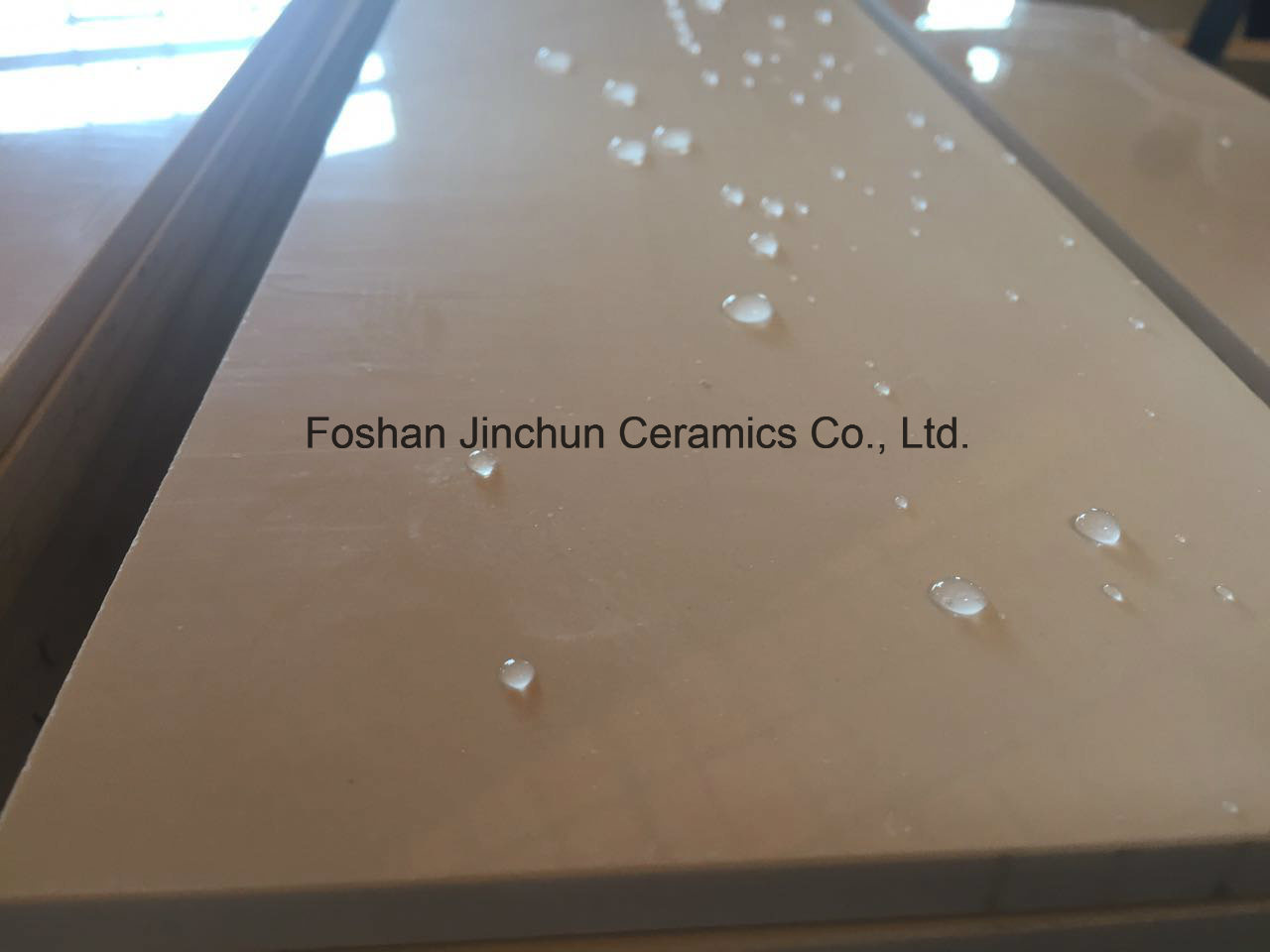 Lowest Water Absorption Porcelain Polished Tile