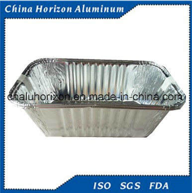 High Quality Aluminum Foil Box for Baking