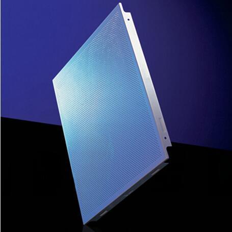Aluminum False Suspended Clip-in Ceiling for Interior Decorative