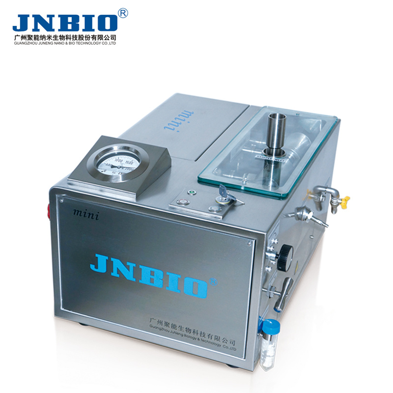 Jn-Mini Low Temperature Ultra High Pressure Continuous Flow Cell Disrupter