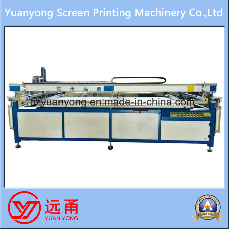 Big Size Matel Printing Machine for Large Flat Printing