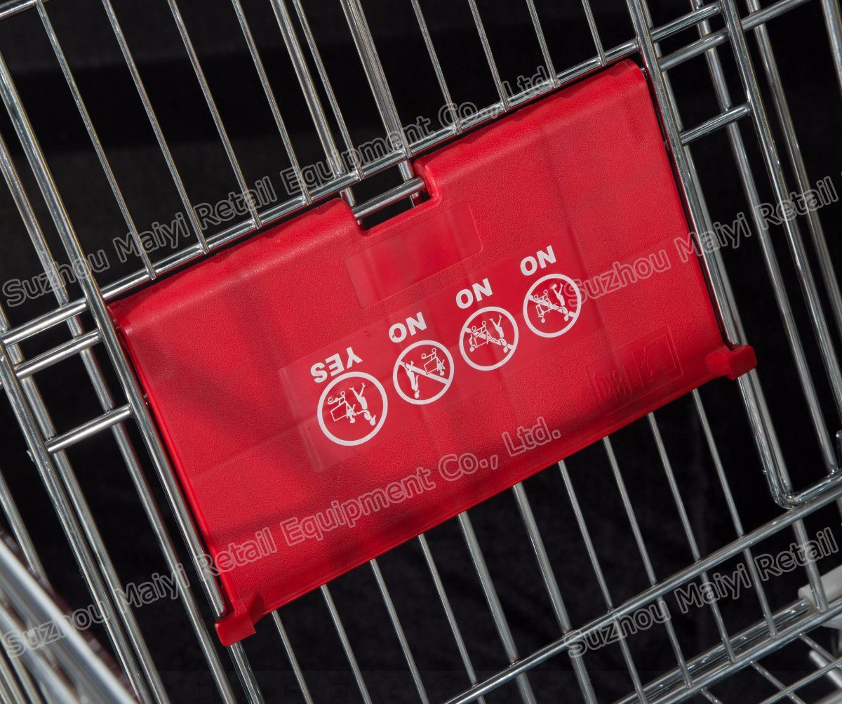 Retail Store Supermarket Convenient Shopping Cart