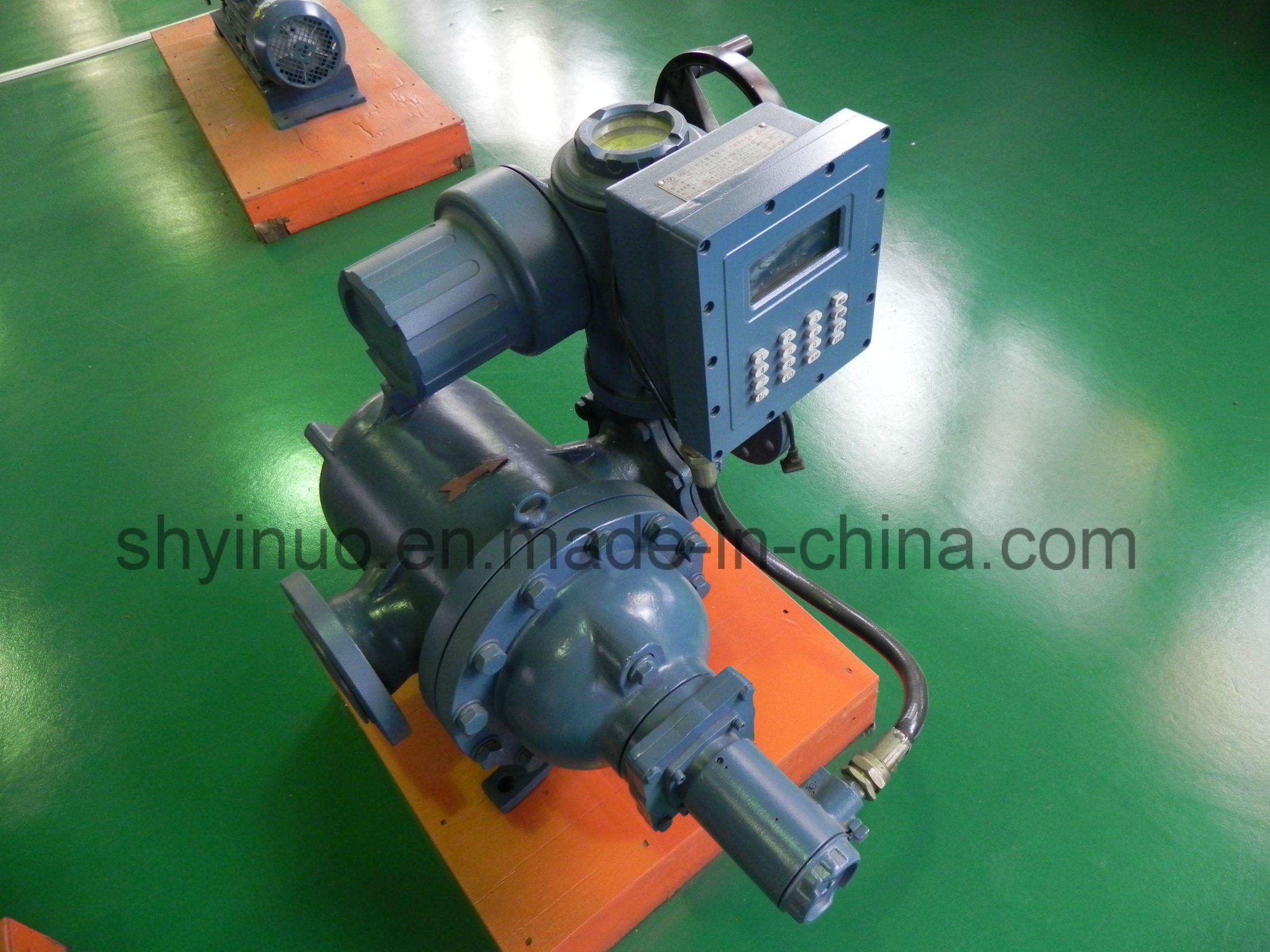 Auto Batch Control Flow Meter (LZDZ)
