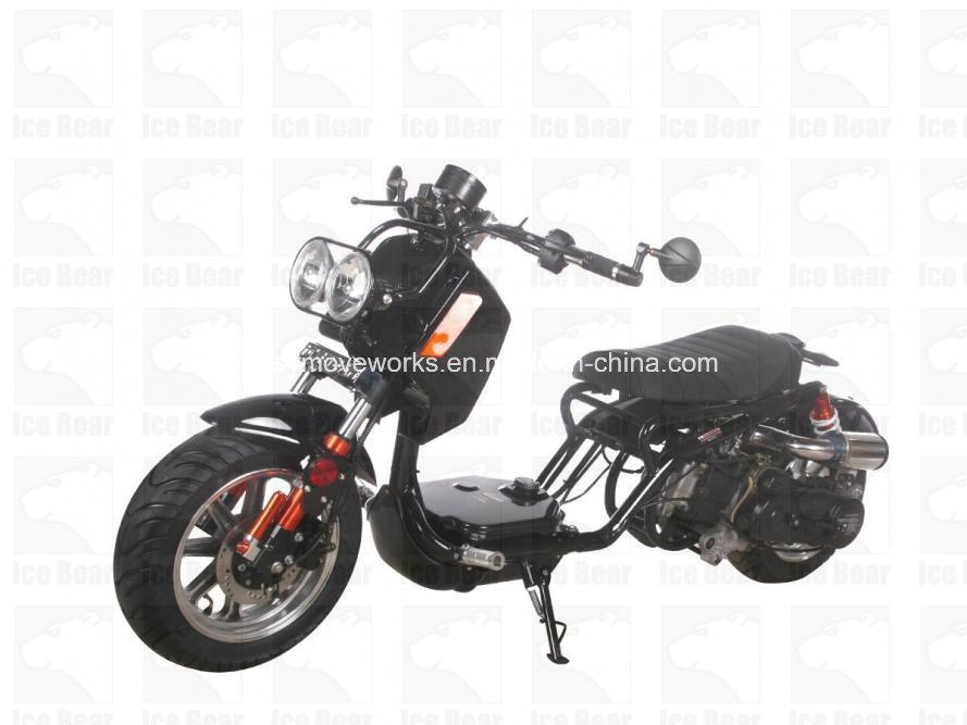 Zoomer Gen IV Motorcycle 50cc 4strokes Elec Kick Start Disc