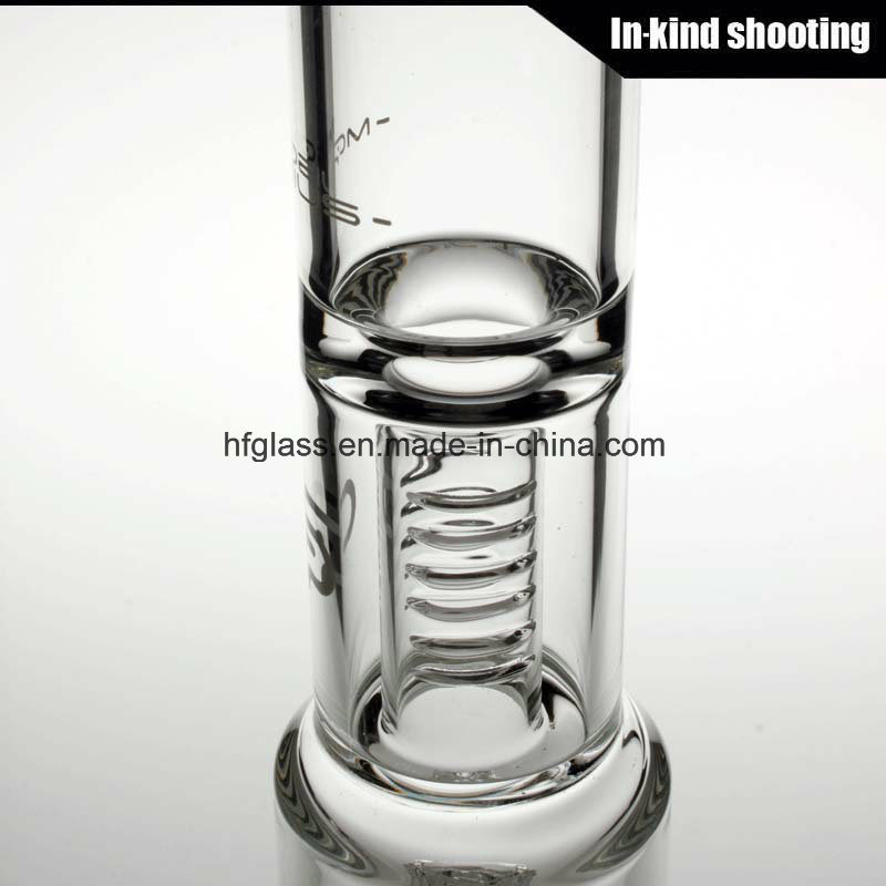 Hfy Glass Smoking Pipe Mobius Glassworks Bubbler Matrix Perc Water Heady Tobacco Hookah Heady
