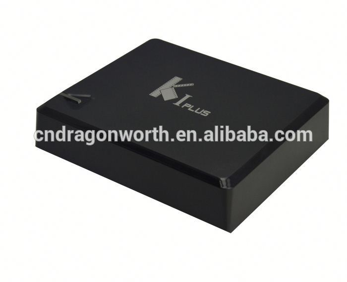 Hot! 4k 2k Mali 450 Penta-Core GPU Quad Core Android TV Box K1 Plus S908 TV Box K1 Plus Amlogic S905 Quad Core TV Box Android TV Box Full HD Media Player 1080P