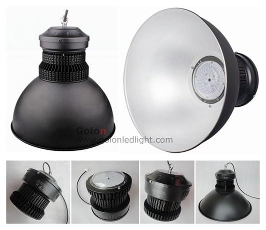 LED Industrial Pendant Lamp 80W 100-277V Philips SMD 3030 80 Watt LED Industrial Lighting