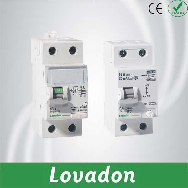 Lcb3l-63 Residual Current Circuit Breaker RCCB