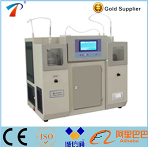 Petroleum Solvent Oil Distillation Range Testing Equipment (DIL-201)