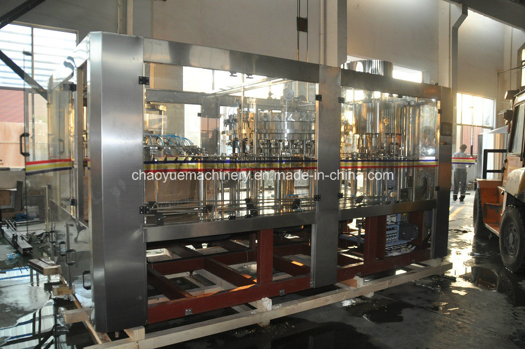 (DCGF SERIES) Automatic Soft Drink Bottle Filling Machine