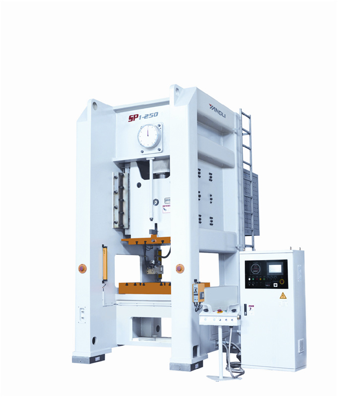 Jh21series Open Back Press Machine with Dry Clutch