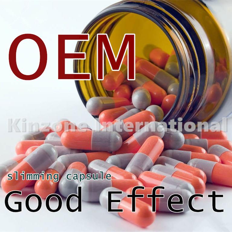 OEM Slimming Capsule/Best Natural &Effective Slimming