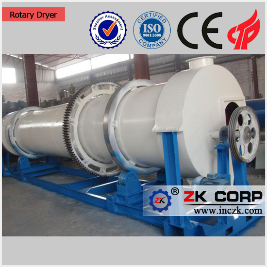 Rotary Dryer for Slag, Coal, Slime, Sludge/Rotary Drum Dryer