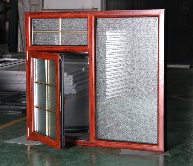 American Quality Aluminum Casement Window (BHA-CW43)