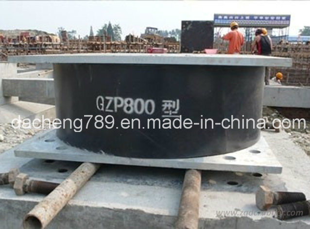 Lead Rubber Bearing for Bridge (seismic isolators)