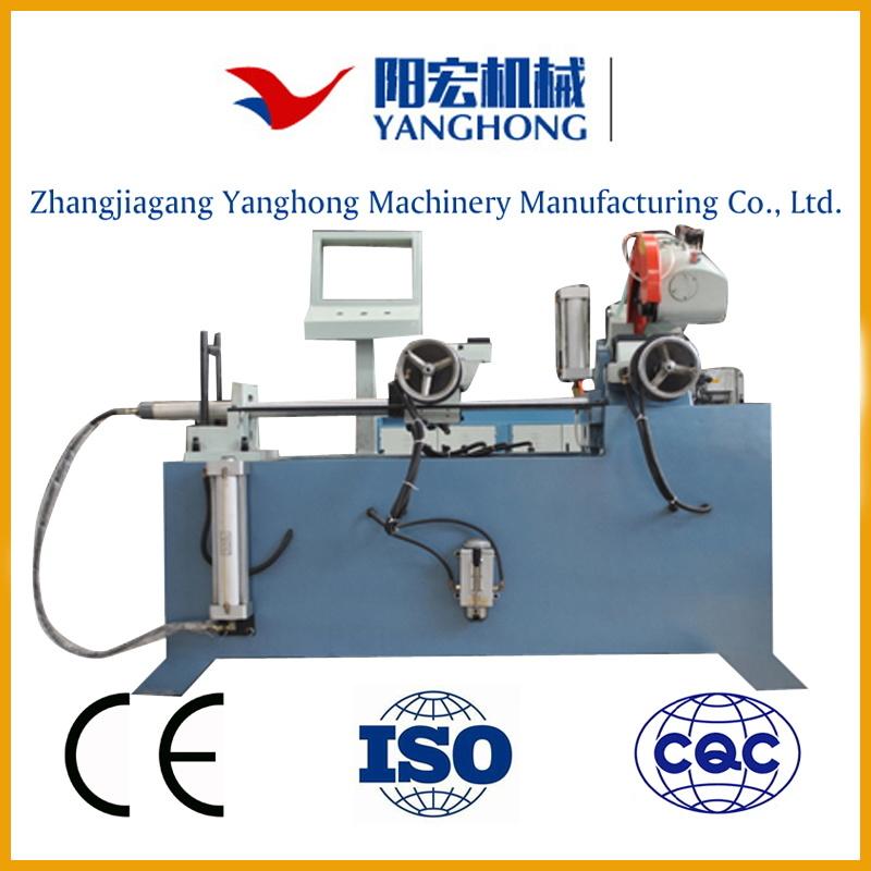 Automatic Slideway Feeding Pipe Cutting Saw Machine with High Precision