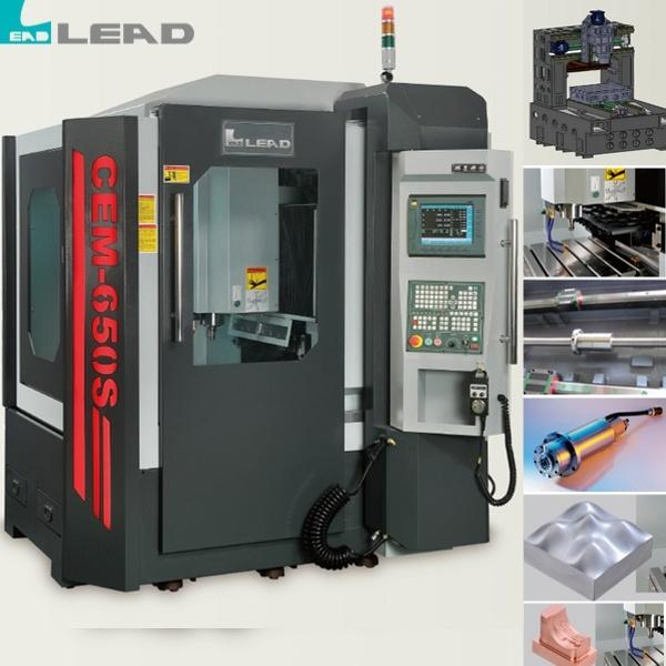 Creator Cem650s CNC Machining Center
