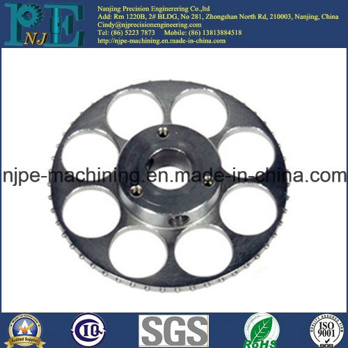OEM Precision Stainless Steel CNC Machining Stud Flanges