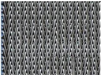 Metal Mesh Belt for Heatrement, Food Process Equipment