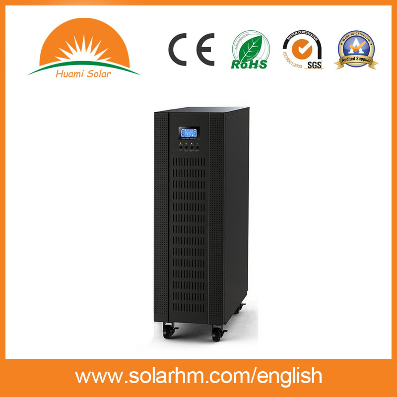 4.8kw 192V One Input One Output Low Frequency Three Phrase Online UPS